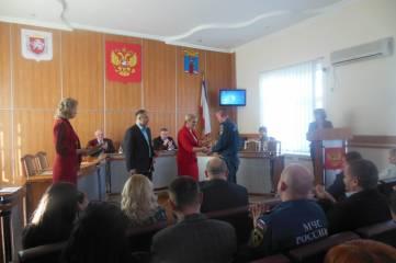 Заключительная сессия горсовета Феодосии