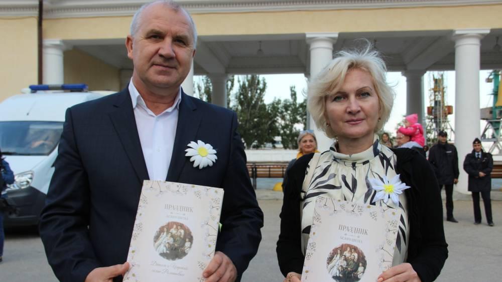 Подведены предварительные итоги благотворительной акции «Белый цветок» в Феодосии