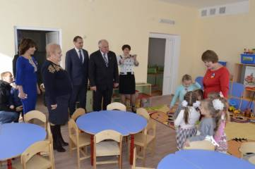 В феодосийской Щебетовке открыли 4 новых группы в детском саду (ФОТО)
