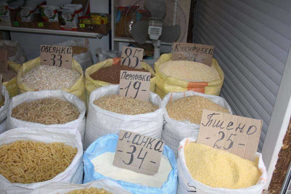 Новогодние цены на рынке Феодосии или кто покупает огурцы за 400 рублей