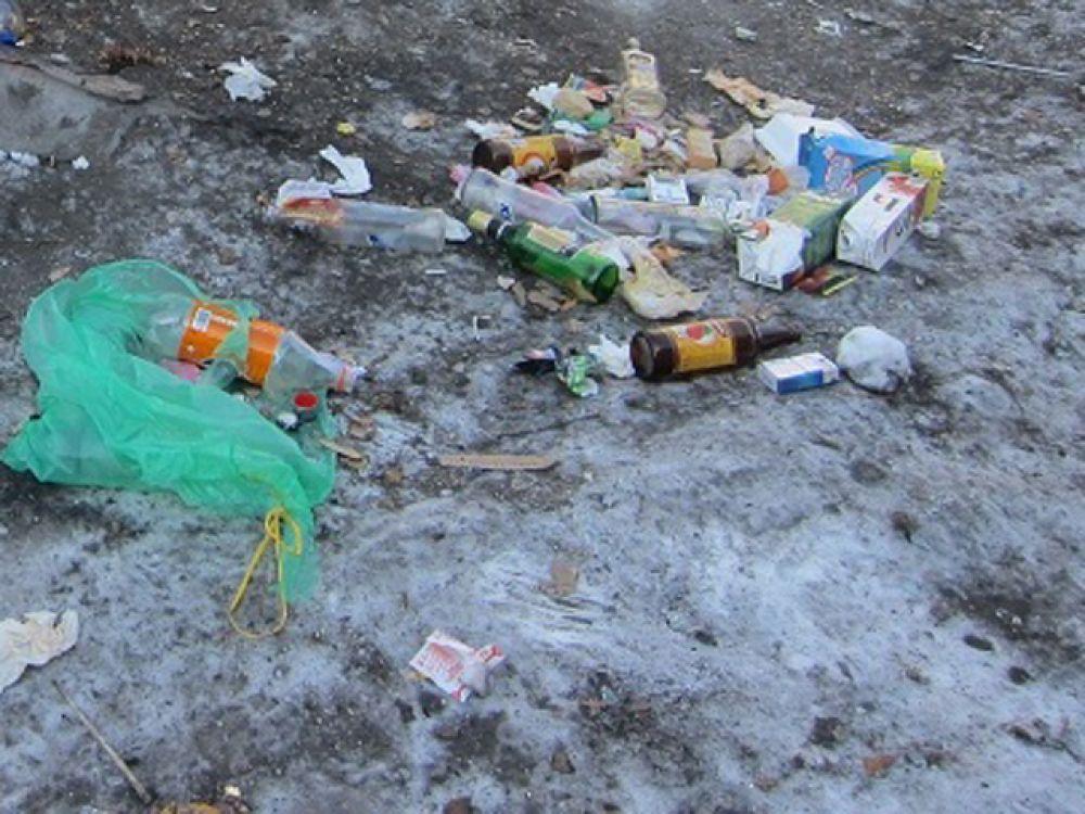 Феодосийцам из частного сектора предложили выбрать «старшего по улице» для организации вывоза мусора