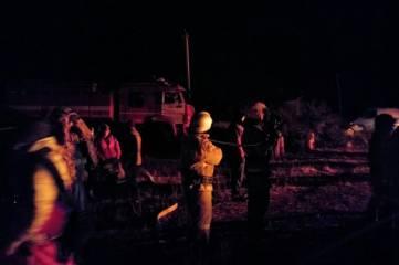 В Ленинском районе снимали фильм и сожгли дом