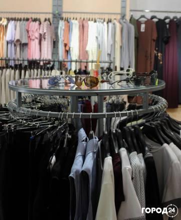 Магазин одежды «Твой стиль»