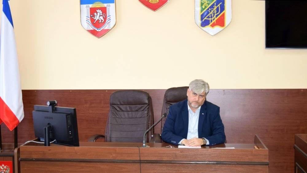 Первый заместитель главы администрации города Джанкоя Игорь Ивин провёл заседание антинаркотической комиссии
