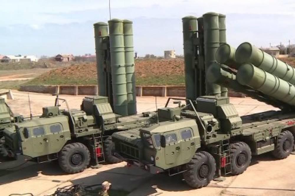 Комплексы С-400 «уничтожили» самолеты и вертолеты Черноморского флота в ходе учений в Крыму