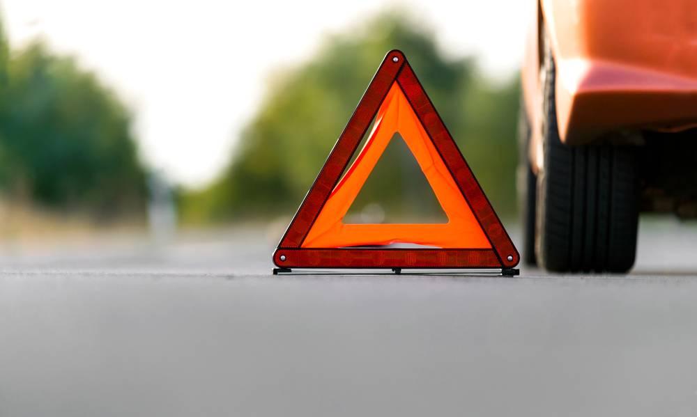 В Керчи столкнулись «скорая» и «Hyundai»