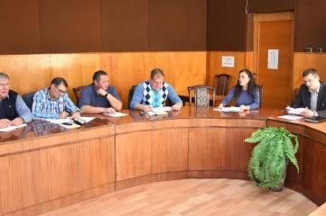 Совещание по вопросам жилищно-коммунального хозяйства  и деятельности управляющих организаций