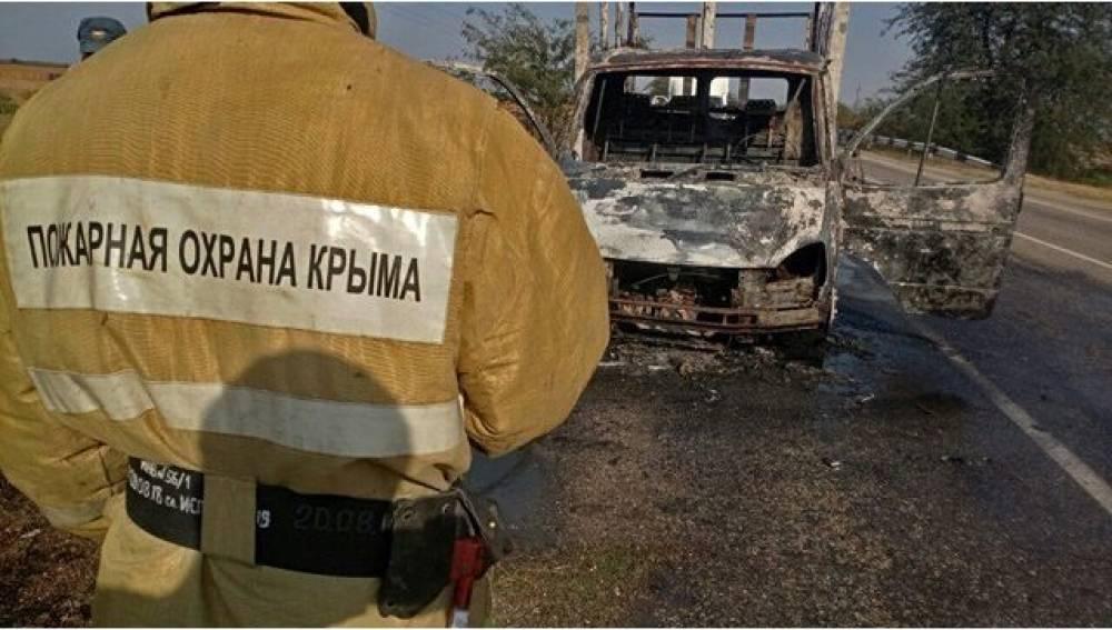 За неделю в Крыму потушили больше 100 пожаров и спасли 37 человек