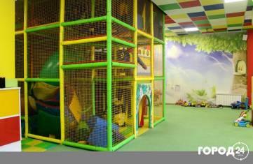 Детская игровая комната «Кубики»