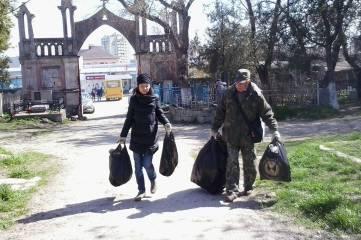 В Феодосии пройдет субботник на Старом городском кладбище