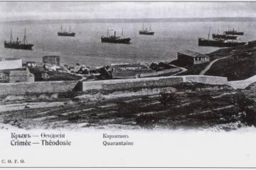 В Феодосии Айвазовский был «царь и бог»