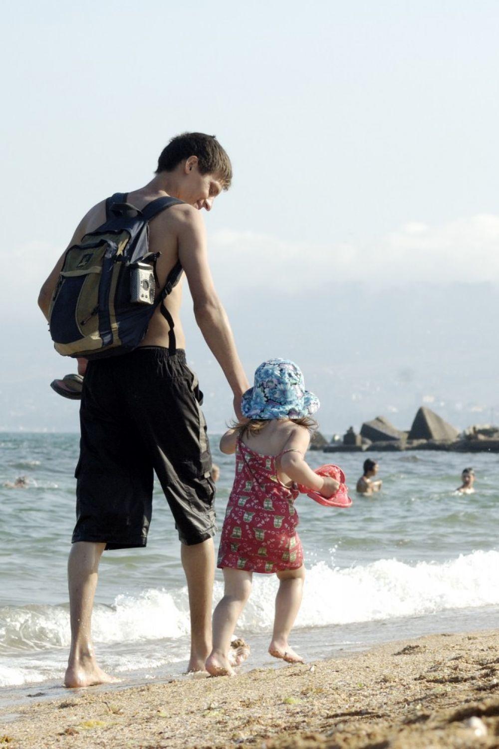 Стоимость отдыха в Феодосии для семьи из трех человек