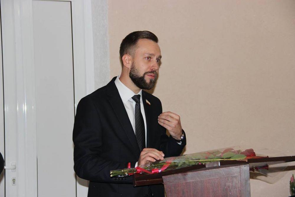 Новым секретарем феодосийских единороссов стал Рэм Киселев