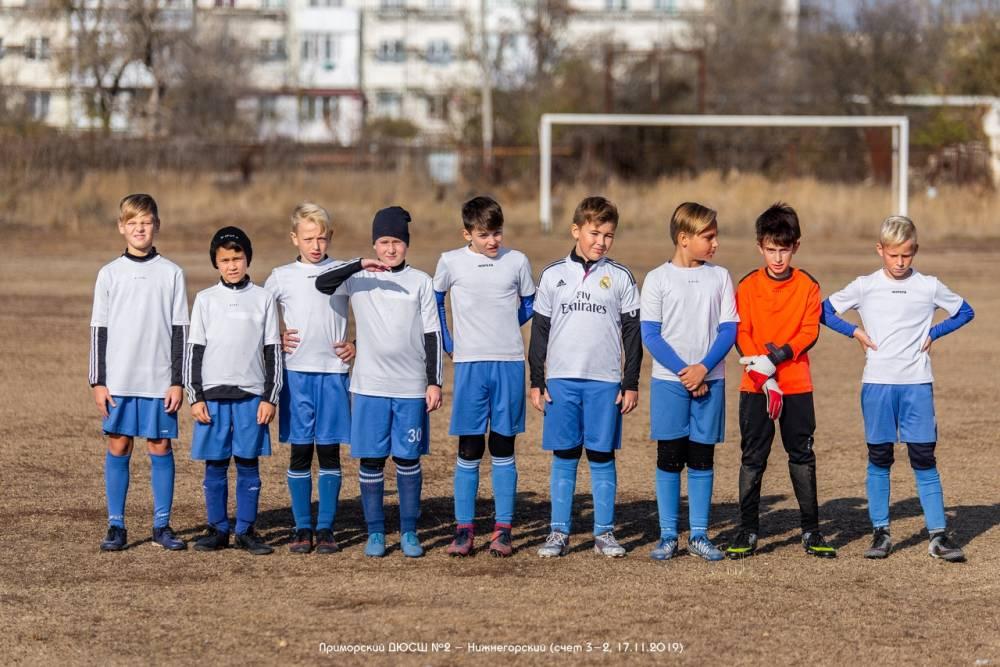 Прошли игры в рамках футбольного турнира «Колосок»
