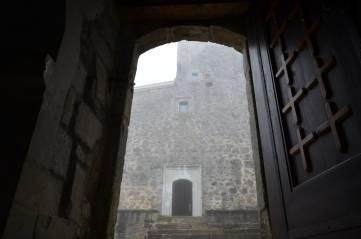 Монастырь Сурб-хач в тумане - крымсети