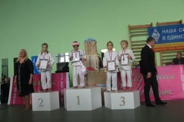 В Ялте прошёл ежегодный  Открытый Республиканский турнир по дзюдо среди девочек «Принцесса Крыма»