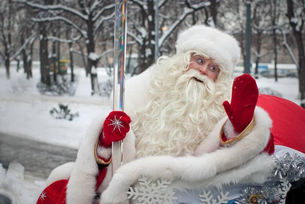 Конкурс на самое трогательное письмо Деду Морозу