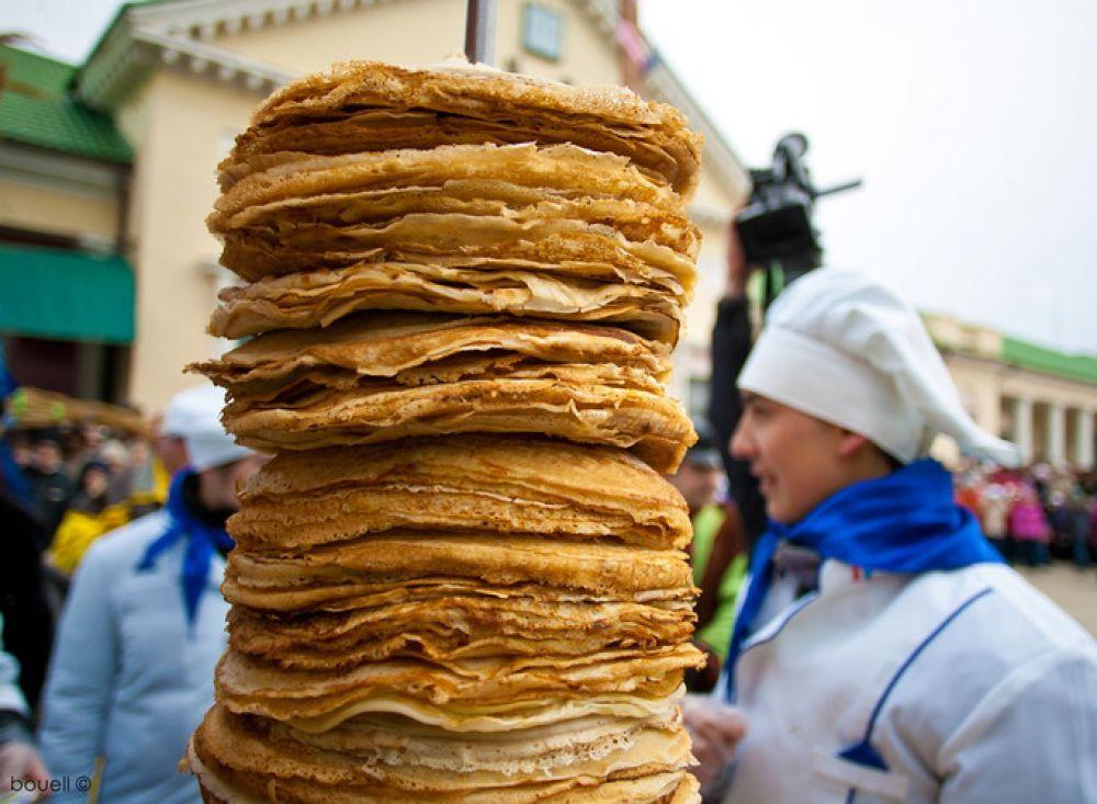 Феодосийцы поделились любимыми рецептами своих блинов