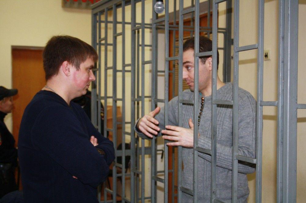 Дело Дмитрия Щепеткова впервые рассмотрели в керченском суде