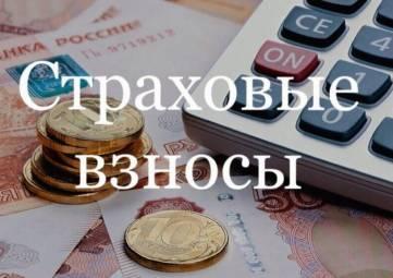 Налоговая служба напоминает индивидуальным предпринимателям о необходимости платить страховые взносы