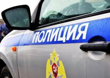 Полицейские задержали в Симферополе четверых подозреваемых в совершении разбоя