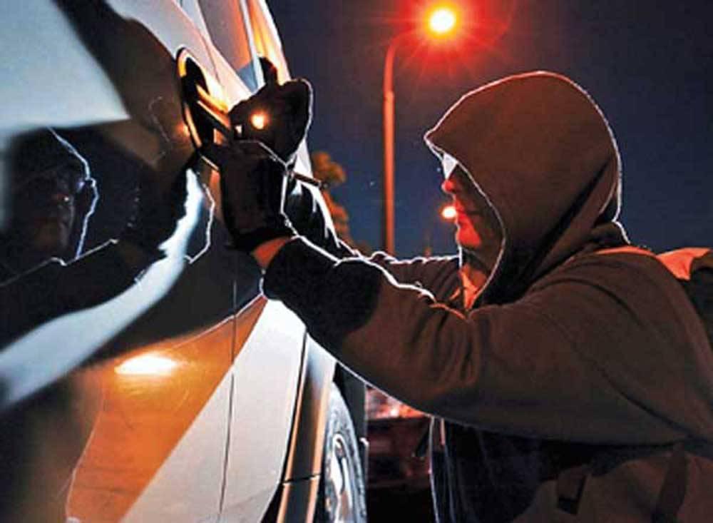 В Феодосии возбудили уголовное дело по факту автокражи