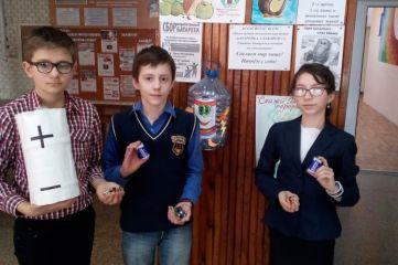 Феодосийские школьники дали старт долгосрочной акции «Зеленый полуостров»