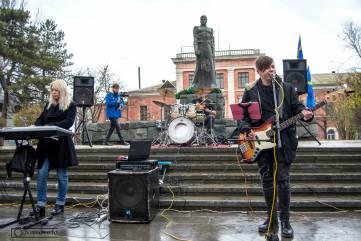 Митинг в Феодосии: 30 лет ЛДПР