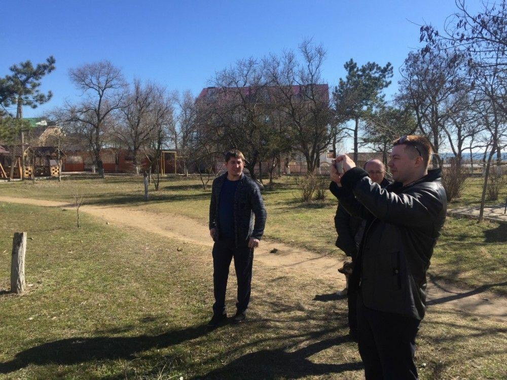 Новые спортплощадки появятся к лету в Феодосии