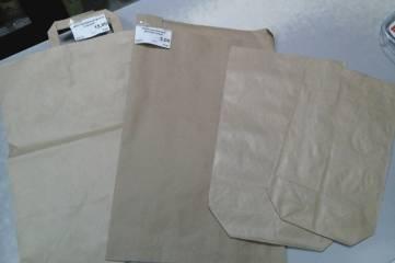 В феодосийских магазинах начали появляться бумажные пакеты (ФОТО)