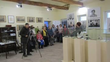 Открытие выставки  «Культурное наследие Южного берега Крыма и его хранители»  в музее Марины и Анастасии Цветаевых.