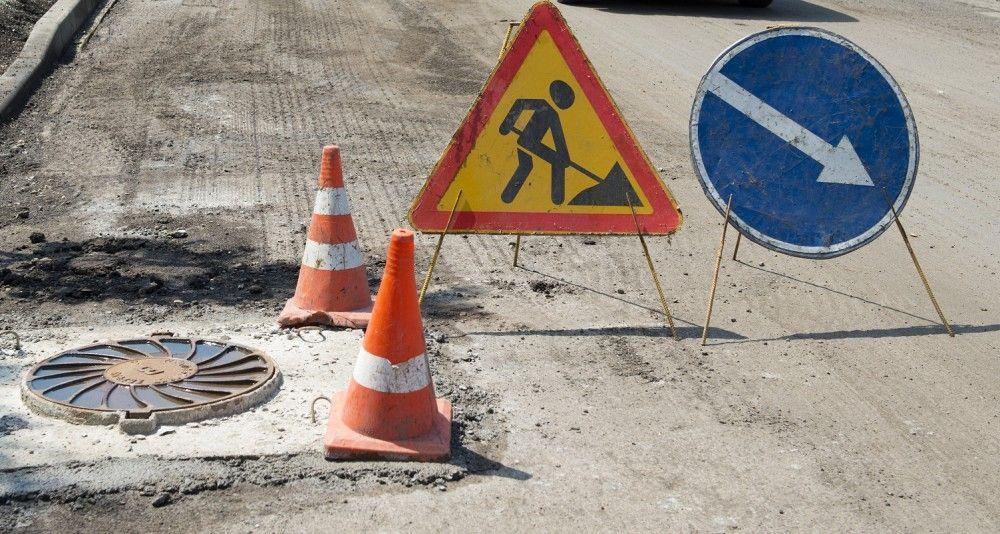 Торопятся заасфальтировать улицы после ремонтных работ