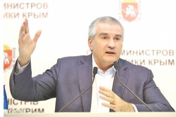 Итоги 2019 года от Сергея Аксенова и железнодорожные экспрессы хотят запустить от аэропорта в города Крыма