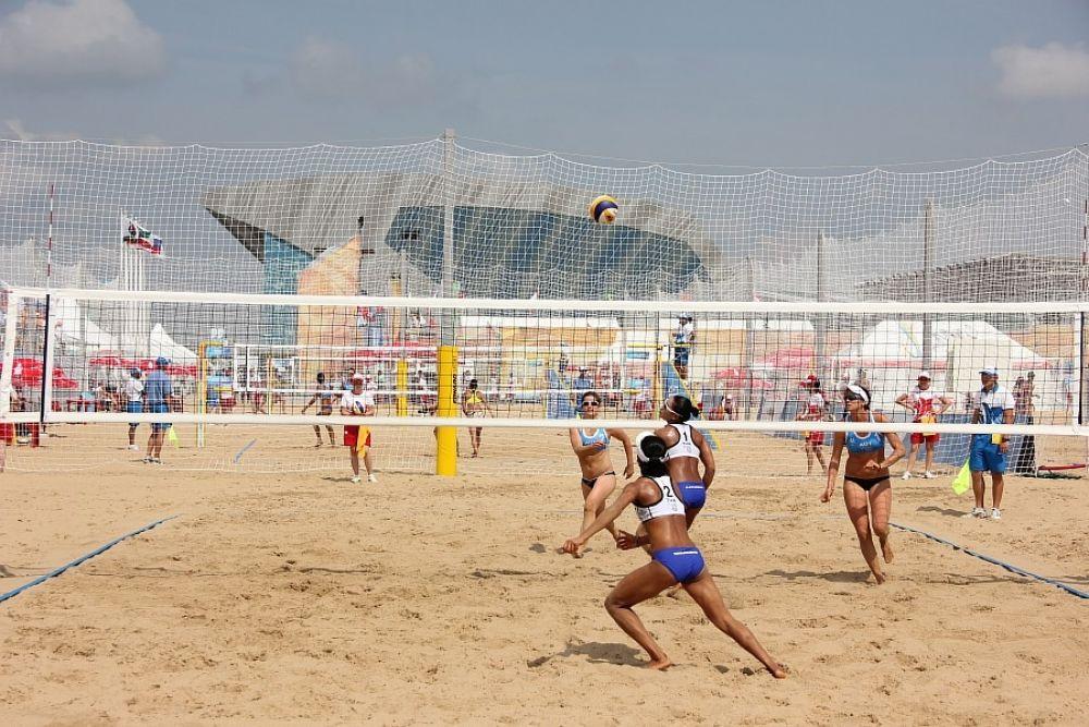 Судьбу феодосийского пляжного стадиона решат горожане