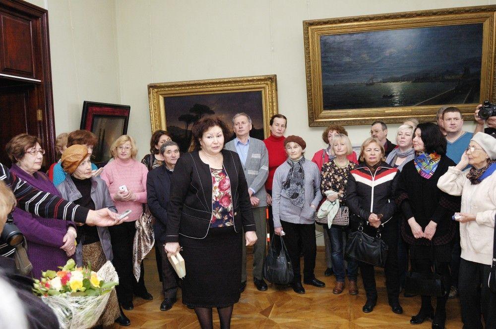 В галерее Айвазовского показывают «Подзаборников»