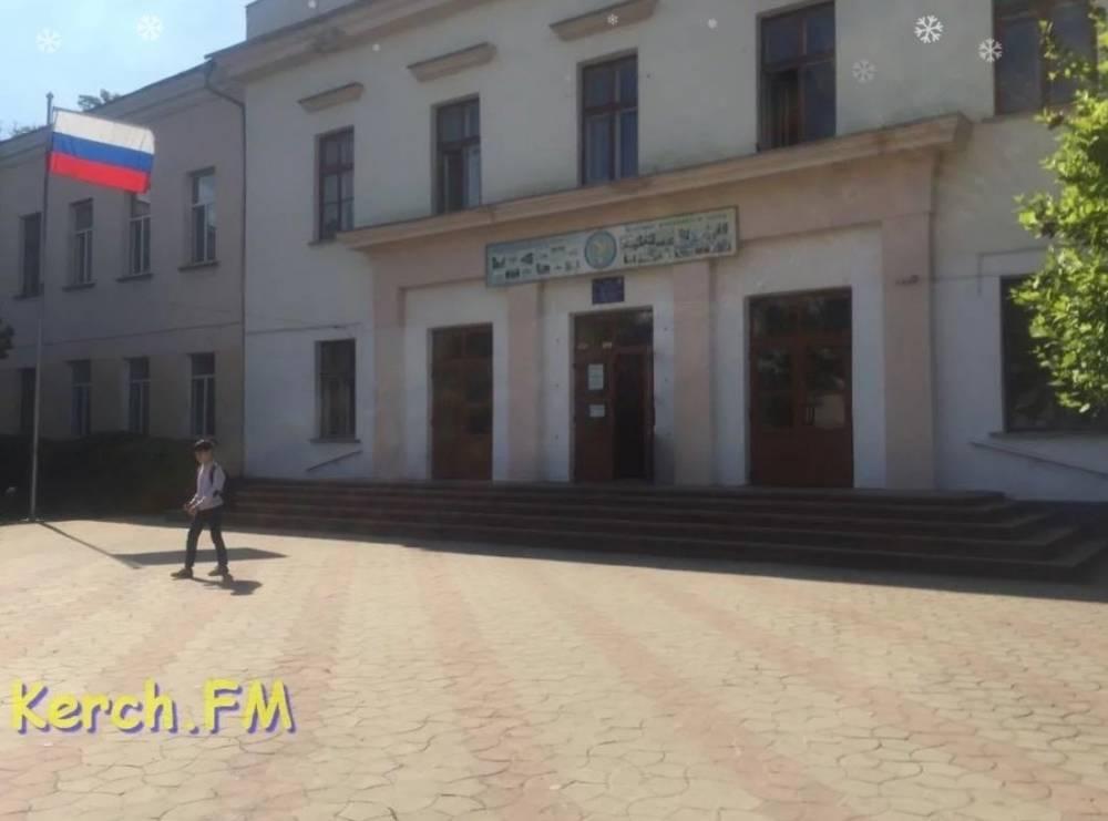 Одноклассники заболевшего туберкулезом школьника в Керчи пройдут дополнительное обследование