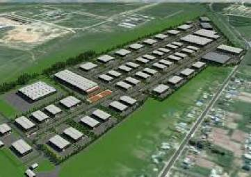 Общественность Феодосии через месяц обсудит проект индустриального парка