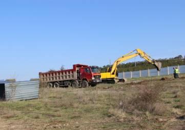 Строительство детского сада на Челноковском массиве в Феодосии идет по графику