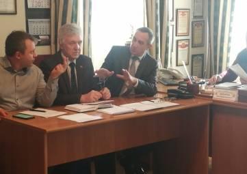 Юрий Ломенко принял участие в первых заседаниях Советов территорий Алупки и Симеиза