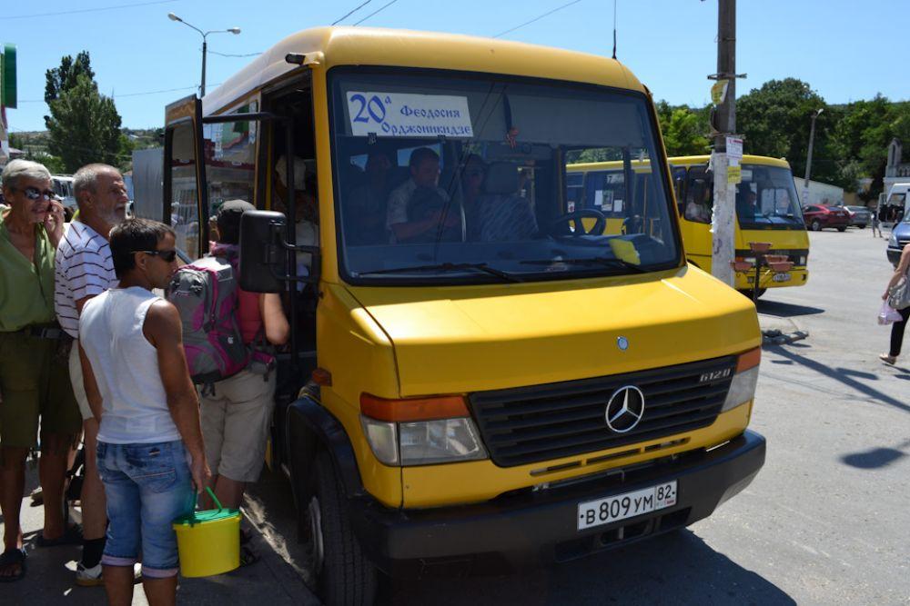 В Феодосии усилят антитеррористические меры в общественном транспорте