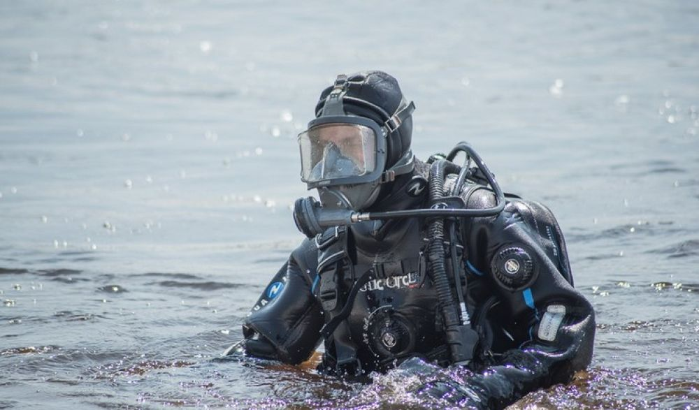 Убегал от феодосийских правоохранителей и утонул