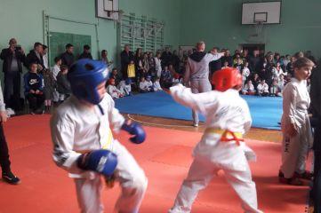 Феодосийские тхэквондисты соревновались в эту субботу
