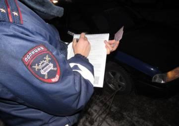 Инспекторы ГИБДД взялись проверять переоборудованные машины