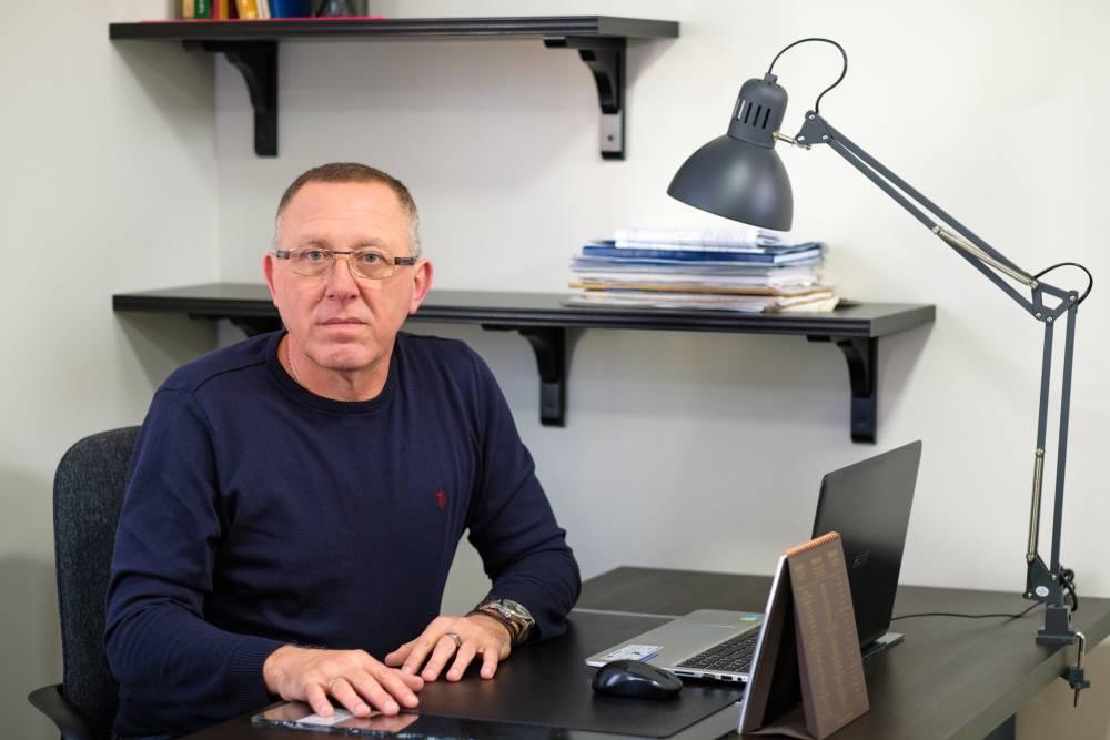 директор специализированного похоронного предприятия «Ритуал» Фольмер Владимир Аловисович