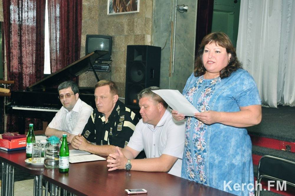 Увольняемые с керченских портов могут устроиться на работу в Керчи
