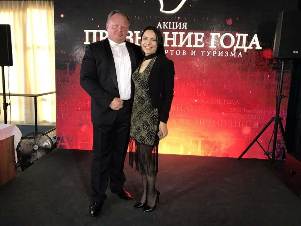 Начальник феодосийского отдела по туризму стала лучшей в акции «Признание года»
