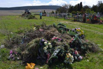 Под Феодосией убрали более 40 кубометров мусора