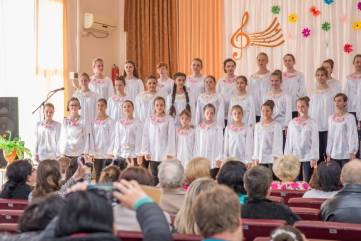 В феодосийской музыкальной школе №1 прошел отчетный концерт
