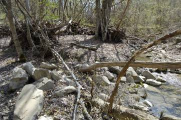 Поход на старокрымские водопадики