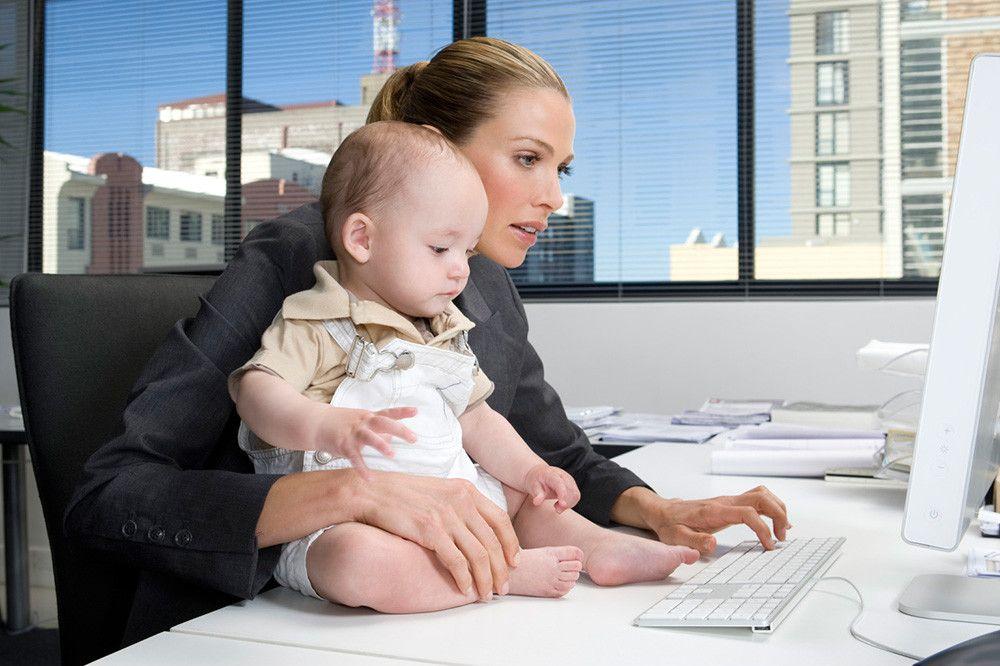 Увольнение родителя, находящегося в отпуске по уходу за ребенком